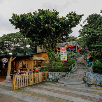 Plaza Volcán